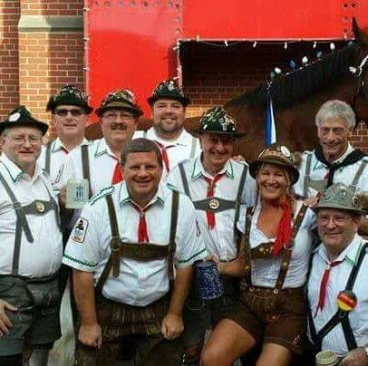 Heidelberg German Band | St. Paul Kirchenfest in Highland, IL
